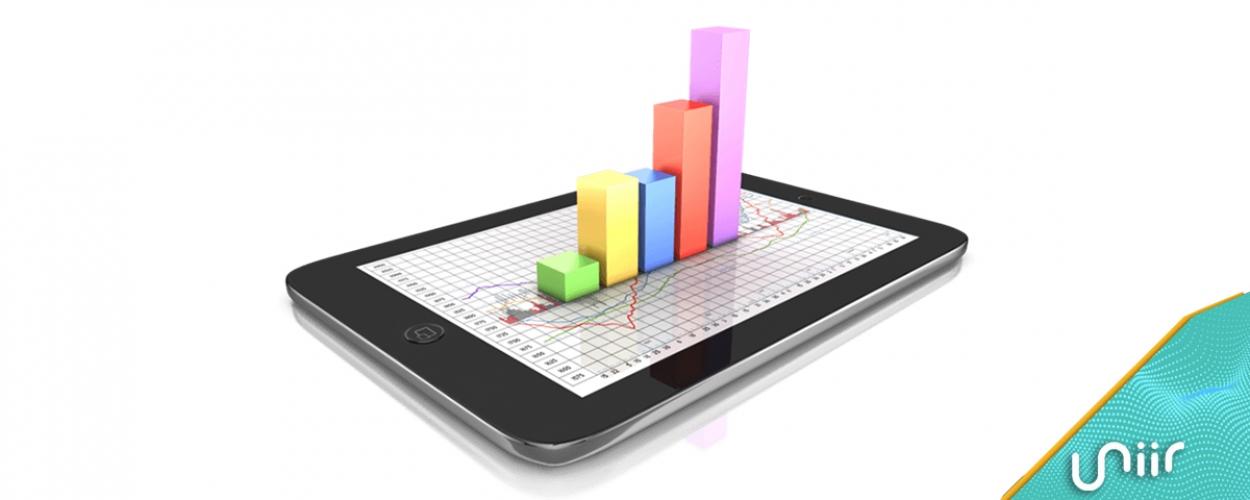 mais economia com a locação de tablet